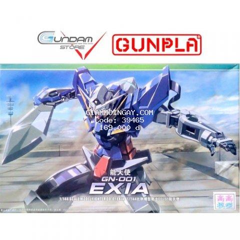 TT Hongli Mô Hình Gundam HG Exia 1/144 Đồ Chơi Lắp Ráp Anime