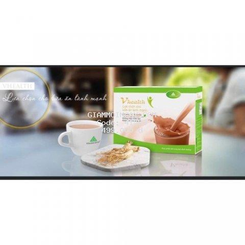 Vhealthy Trà Xanh+Socola