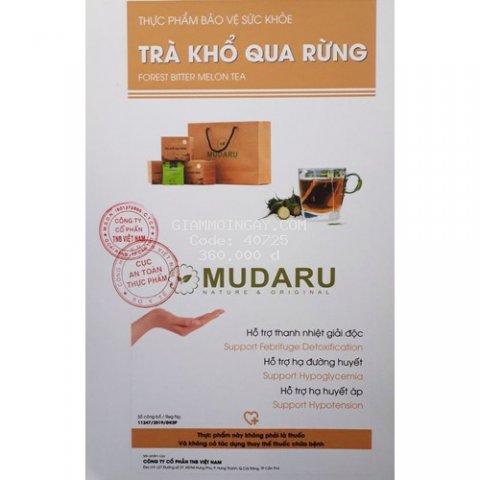 Viên nan MUDARU chuyên hỗ trợ các vấn đề sức khoẻ
