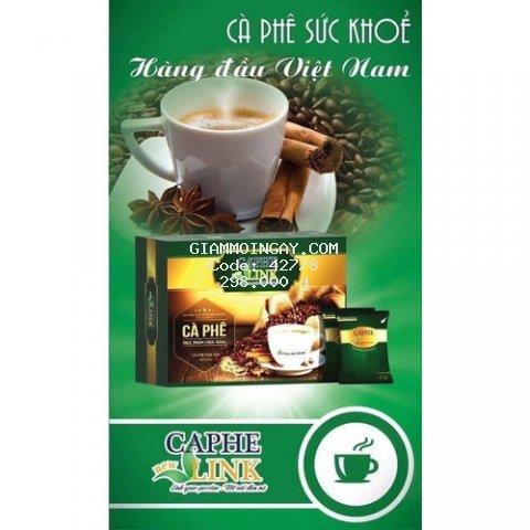 Vinalink coffee - uống cà phê vẫn bổ sung chất dịn dưỡng