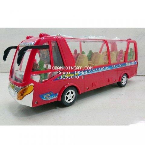 Xe bus đồ chơi chạy pin có nhạc có đèn