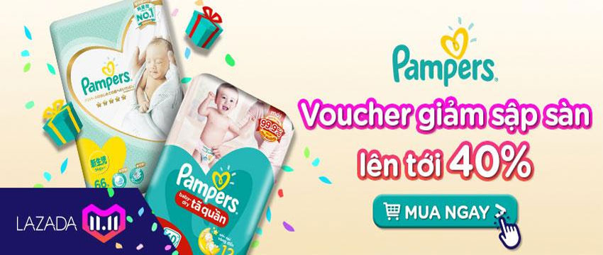 VN TKB Pampers 11.11